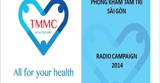 Phòng khám tâm trí Sài Gòn- Chiến dịch Radio 2014