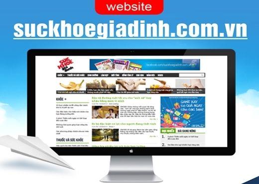 Website Sức Khỏe Gia Đình