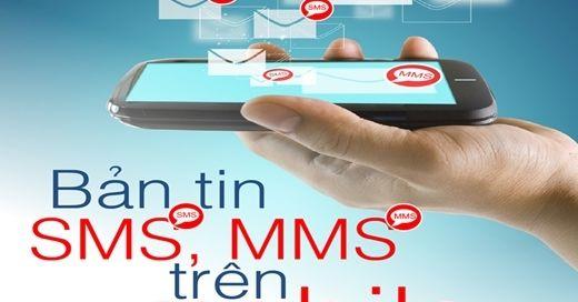 Bản tin SMS, MMS trên mobile